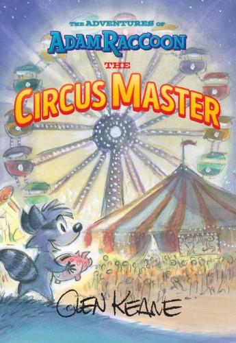 AdamRaccoon CircusMaster CoverComp5